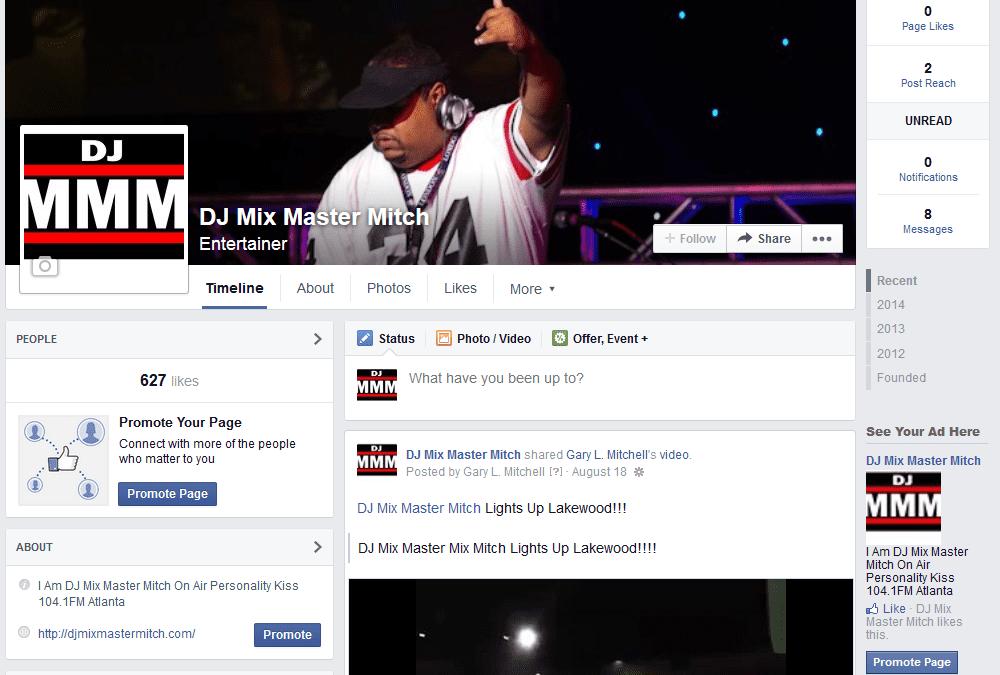 DJ Mix Master Mitch